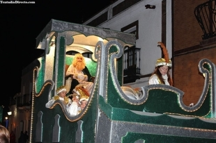 Balance muy positivo de las fiestas de Navidad en Monesterio
