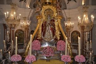 Fregenal de la Sierra nombrará a su patrona, la primera coronada en Extremadura, como alcaldesa perpetua