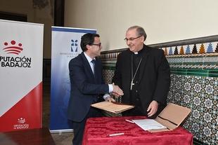 Obras de Segura de León, Higuera y Fregenal serán expuestas en la Sala de la Provincia del Museo de la Catedral de Badajoz
