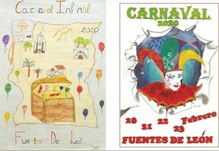 Todo preparado para el Carnaval 2020 en Fuentes de León del 20 al 23 de febrero