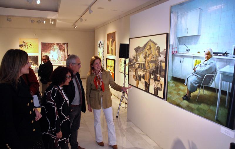 El premio internacional de pintura `Francisco de Zurbarán´ cumple 25 años como referente artístico en Extremadura