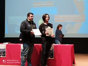Andrés Olivera, del IES Alba Plata de Fuente de Cantos, clasificado para la Fase Nacional de la XI Olimpiada de Geología