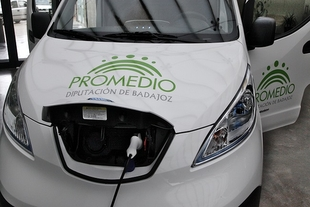 La red de electrolineras de Fuente de Cantos, Monesterio y Fregenal estarán funcionando antes de que acabe el año