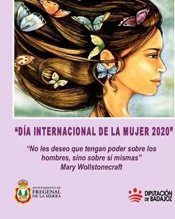 Fregenal de la Sierra conmemorará el Día de la Mujer con multitud de actos durante una semana