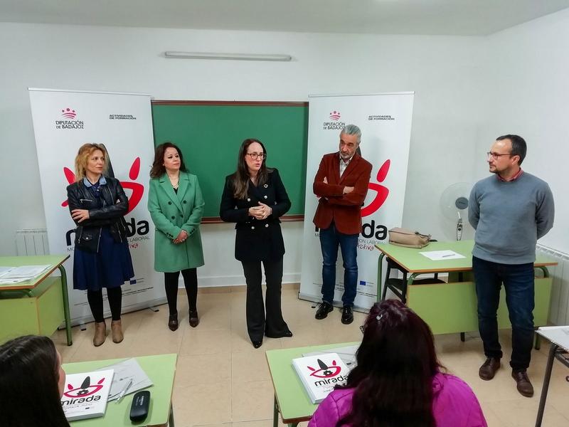 La Diputación comienza en el Balneario de Alange un curso de `Balneoterapia y Técnicas Hidrotermales´