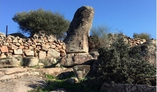 Los Menhires del Ardila declarados Bien de Interés Cultural con categoría de zona arqueológica