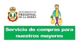 El Ayuntamiento de Fregenal de la Sierra ofrece un servicio de compras para las personas mayores