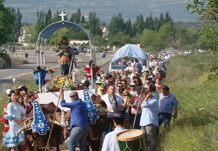 Higuera la Real suspende la celebración de la romería de San Isidro