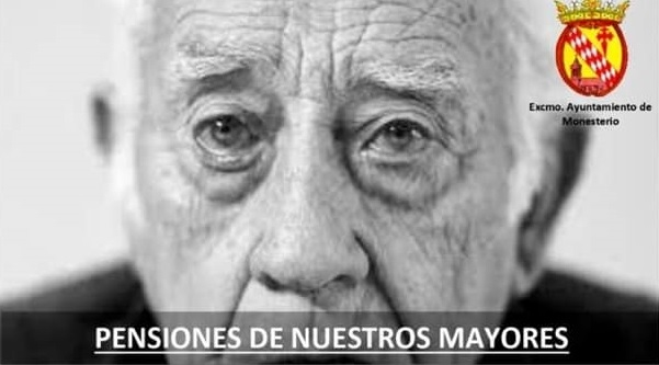 El Ayuntamiento de Monesterio pide a sus mayores que no salgan ni tan siquiera para el cobro de sus pensiones