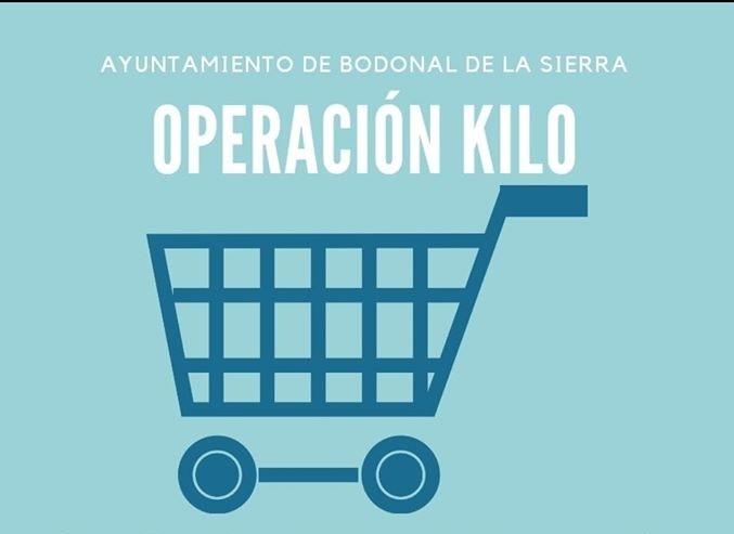 Bodonal pone en marcha `La Operación Kilo´ para ayudar a vecinos afectados económicamente por la situación actual