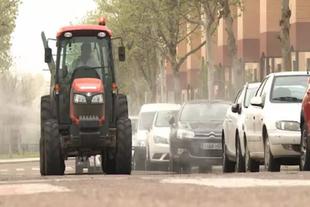 El Ayuntamiento de Bodonal de la Sierra continúa con las tareas de desinfección