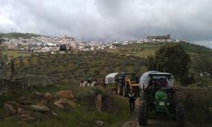 Suspendidos el Camino y la romería de San Isidro en Segura de León