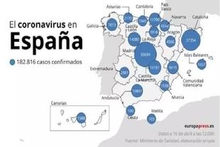 El cumplimiento de las medidas estabiliza el número de positivos en el Área de Salud Llerena-Zafra por Covid-19