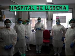 La Delegación Aoex Fuente de Cantos realiza una importante aportación de material de protección sanitaria en diversas localidades