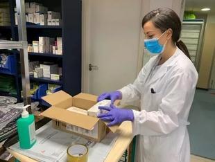 El Área de Salud Llerena-Zafra se queda con un único hospitalizado por positivo en coronavirus