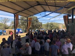 La Comisión de San Isidro de Calera de León propone una serie de iniciativas para disfrutar de la `Romería´