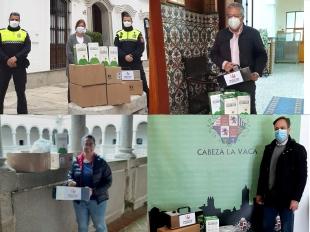 La Diputación amplía su colaboración con los municipios para dotarles de medios de protección frente al coronavirus