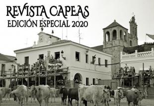 Segura de León prepara una `Revista de Capeas Especial´ para este 2020