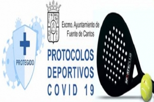 Fuente de Cantos anuncia la reapertura de algunas instalaciones deportivas