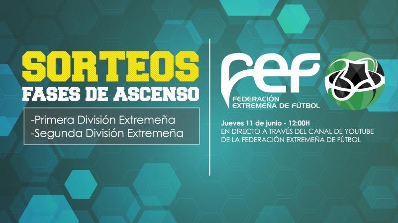 CP Monesterio e Higuera CF conocerán este jueves su rival para el Play Off de ascenso