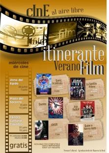 Este verano regresa el cine al aire libre en Higuera la Real