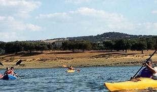 Piragüismo, tenis, natación y tonifiación este verano en Calera de León