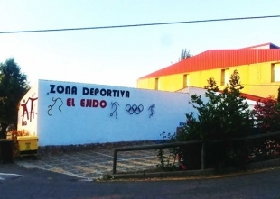 Nueva normalidad en las instalaciones deportivas de Cabeza la Vaca