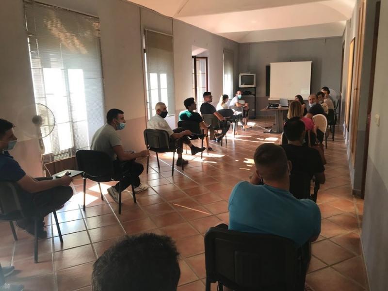 Continúa la formación en la Universidad Popular de Higuera la Real con la nueva normalidad