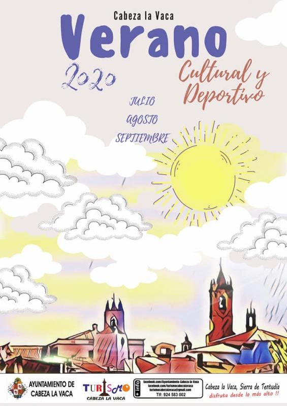 Presentado el verano cultural y deportivo en Cabeza la Vaca