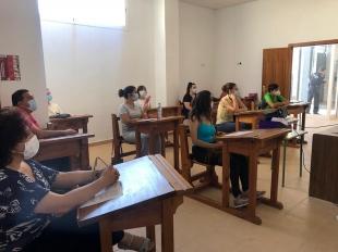 Arracan los talleres colaborativos rurales en Cabeza la Vaca y Bienvenida, de limpieza de superficies y mobiliario