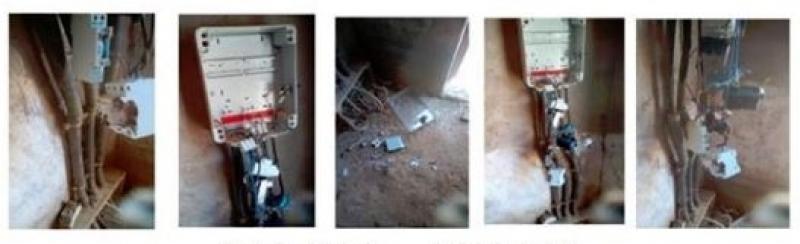 El Ayuntamiento de Bodonal denuncia el destrozo ocurrido en un sondeo de la localidad