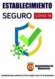 El Ayuntamiento de Monesterio dispuesto a retirar la condición de establecimiento seguro a quienes incumplan