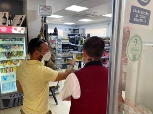 La Mancomunidad de Tentudía audita a las empresas de la comarca que han implantado los protocolos de seguridad e higiene
