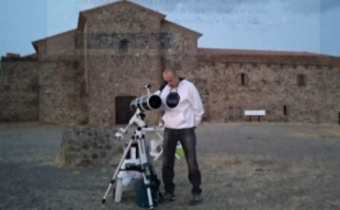 `Carta Estelar Tentudía´, el primer proyecto astroturístico de Monesterio