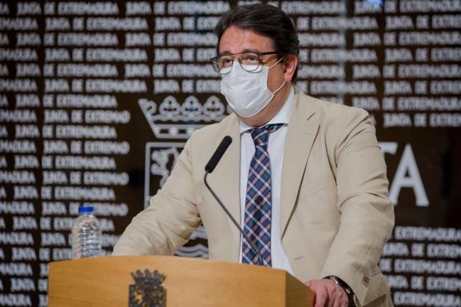 Extremadura da por hecho que ya ha llegado la segunda oleada de Covid-19 al alcanzar tasas de principios de marzo