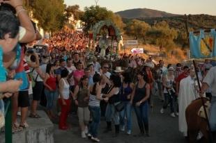 Suspendidas las ferias y fiestas en honor a la Virgen de Tentudía en Calera de León