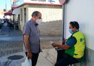 El ayuntamiento de Monesterio pide ser inflexibles con las normas sanitarias para frenar contagios