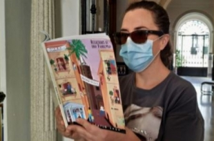 Monesterio conmemora su feria suspendida con una publicación homenaje a la pandemia