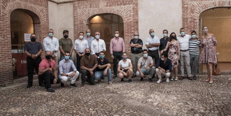 Emotivo homenaje a D. José Boza Chaparro en Higuera la Real