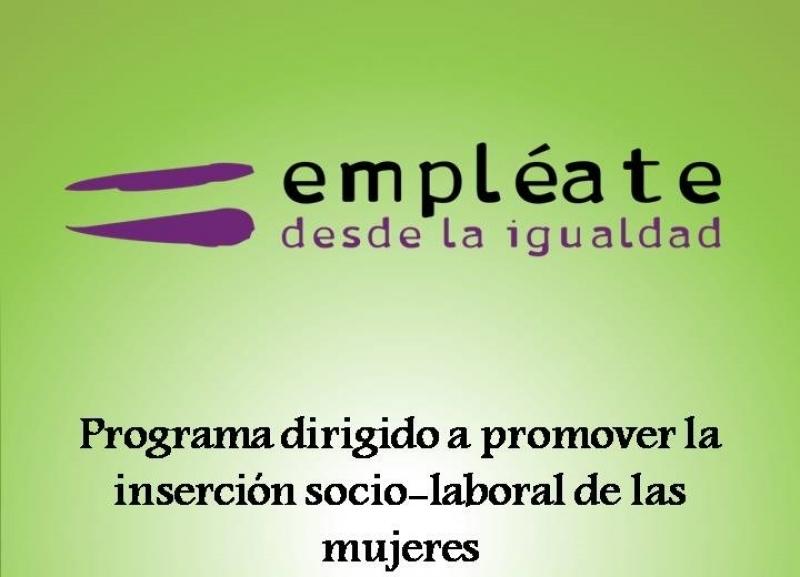 Fuentes de León acogerá a partir de octubre el programa `Empléate desde la Igualdad´ para mujeres de la localidad