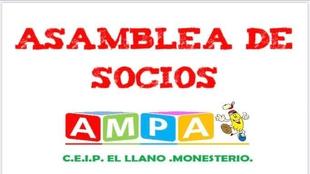 Nueva convocatoria de elecciones a la Junta Directiva AMPA CEIP EL Llano de Monesterio