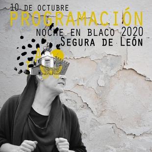 La Noche en Blanco 2020 en Segura de León mezclará programación online con intervenciones urbanas