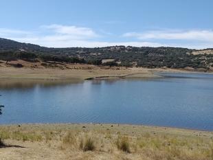 El pantano de Tentudía se sitúa al 36% de su capacidad actualmente