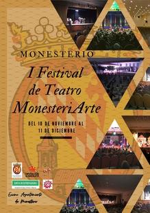 Monesterio presenta el I Festival de Teatro `MonesteriArte´