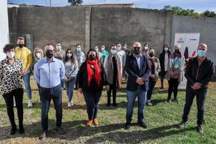 Inaugurado en Fuentes de León el curso `Atención sociosanitaria a personas dependientes en instituciones sociales´