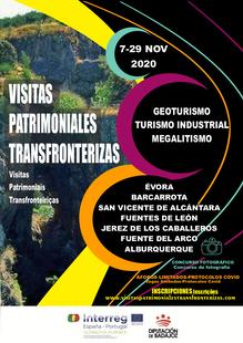 El programa `Visitas Patrimoniales Transfronterizas´ se desarrollará en Fuentes de León el 8 de noviembre