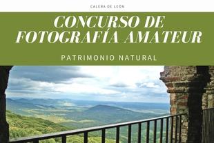 Calera de León convoca un concurso fotográfico amateur para promocionar el patrimonio natural