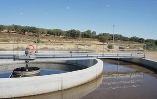 Autorizadas las obras para las nuevas EDAR de Cabeza la Vaca (3.753.345 euros) y Bodonal de la Sierra (2.870.315 euros)
