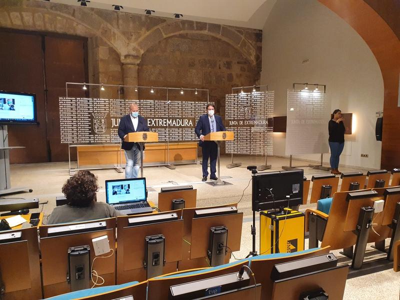 Secundaria, Bachillerato y FP retomarán las clases el 11 de enero en modalidad online una semana en Extremadura