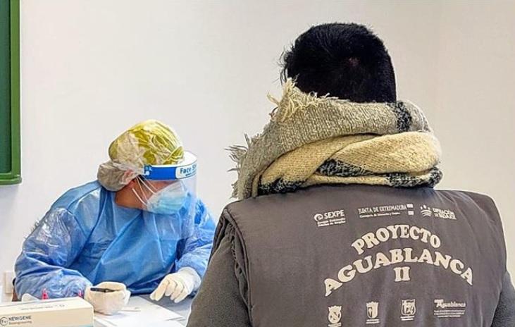 El ayuntamiento de Monesterio realiza test de antígenos a todos sus monitores formativos